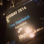 Seoday 2016