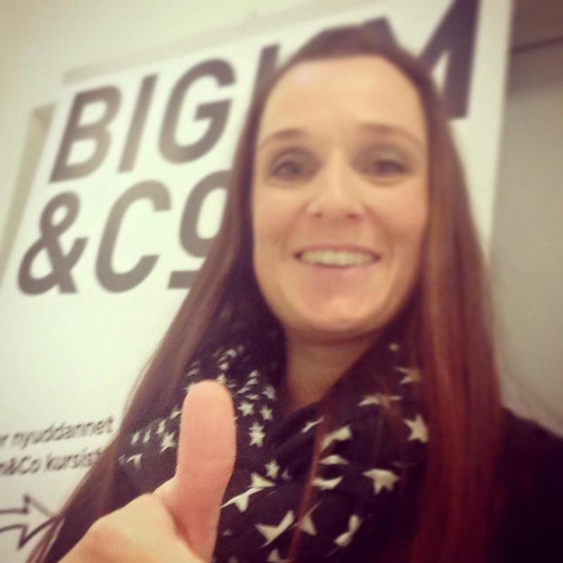 Online Marketing Manager, Tine Faurholdt